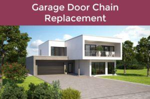 Lovely How To Replace A Broken Garage Door Chain